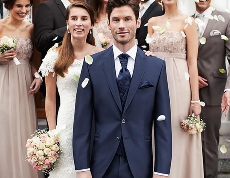 svadobný oblek